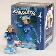Ultimate Fantastic Four Sue Storm Invisible Girl Bust Status Diamond Select Toys